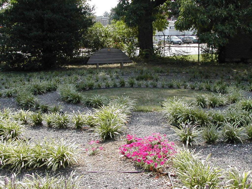 Ellen Morriss Memorial Santa Rosa Labyrinth