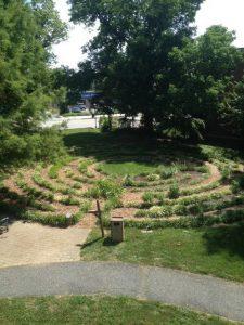 Labyrinth at Govans