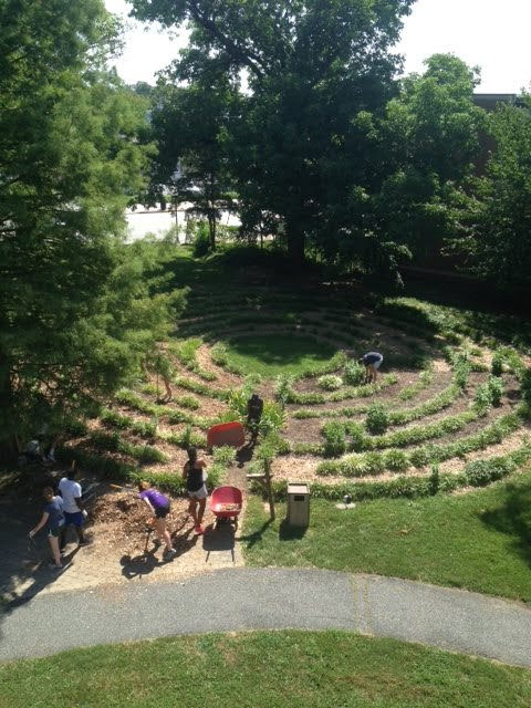Working in the Labyrinth