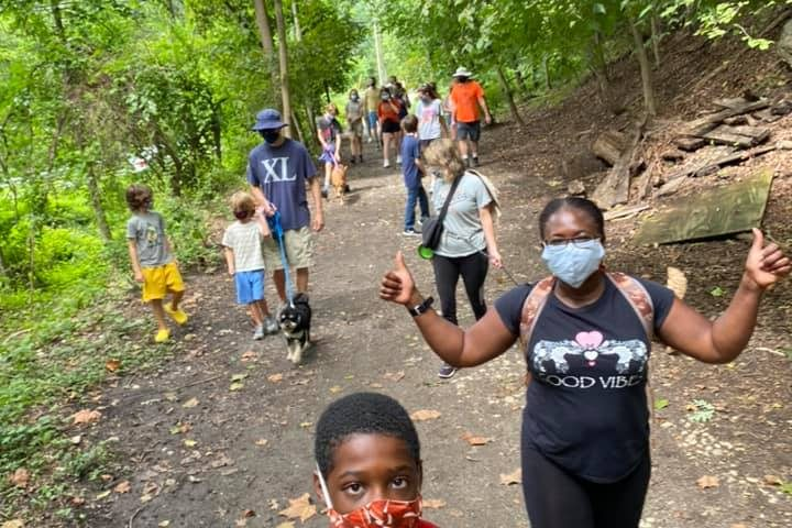 2020 Young Families Hike