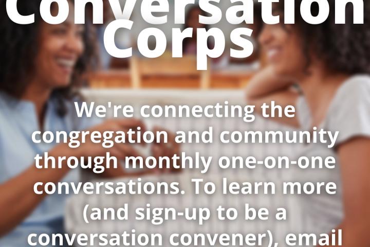 Govans Conversation Corps