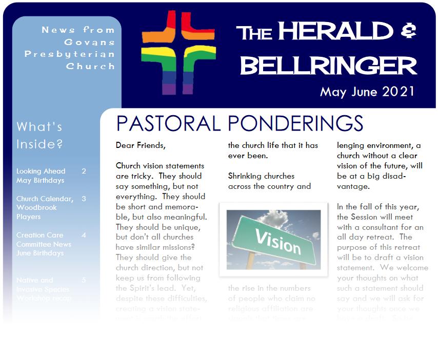 The Herald & Bellringer Newsletter